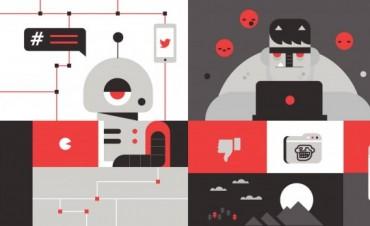 """El mundo secreto de los bots y los trolls… (y cómo esos """"ejércitos"""" influyen en la política)"""