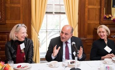Manzur se entrevistó con inversores en el Council of Américas
