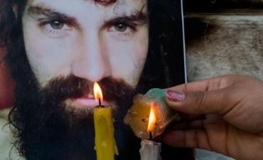 Sin concluir fecha de muerte, autopsia confirmó que Santiago Maldonado falleció por