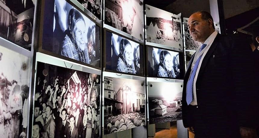 El Gobierno rindió homenaje a las víctimas del Holocausto