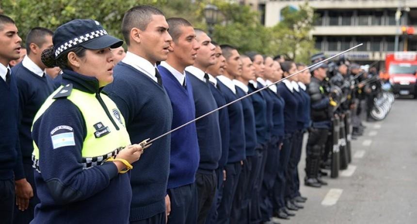Unos 2.300 aspirantes se inscribieron en la Escuela de Policía