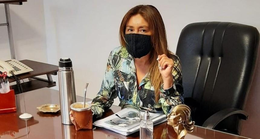 La concejal Miranda presentó un paquete de medidas para la capital
