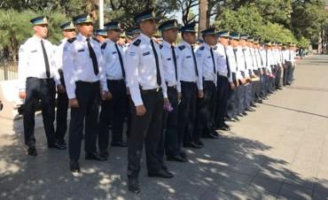 Designan nuevos jefes en distintas áreas de la policía