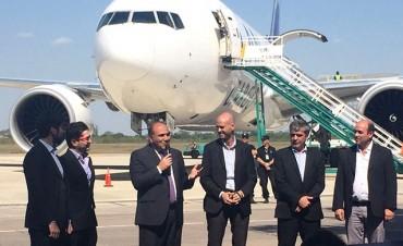 El 2017 le trajo mayor conectividad aérea a la provincia