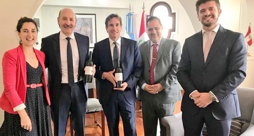 Refuerzan la promoción de Tucumán como destino en Perú